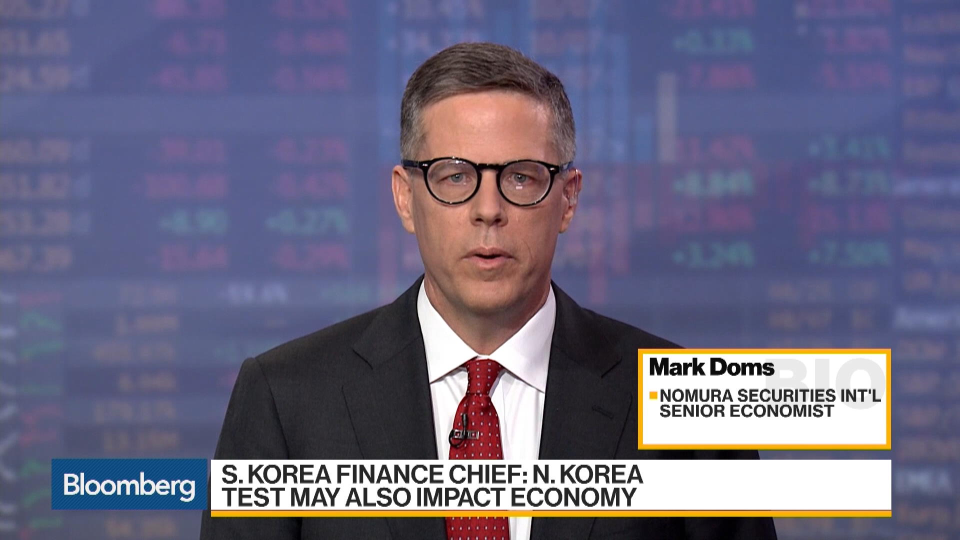 Alumnus Mark Doms named Chief Economist at the Congressional Budget Office